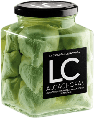 11,95 € | Conservas Vegetales La Catedral Alcachofas al Natural Spain 10/12 Pieces