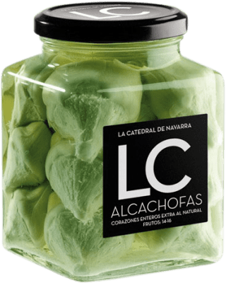 19,95 € | Conservas Vegetales La Catedral Alcachofas Spain 14/16 Pieces