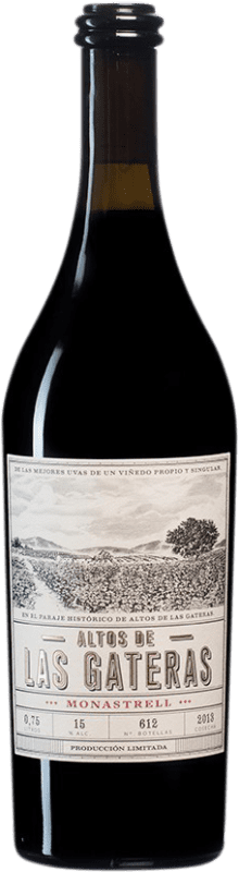 45,95 € | Red wine Castaño Altos de las Gateras D.O. Yecla Spain Monastrell Bottle 75 cl