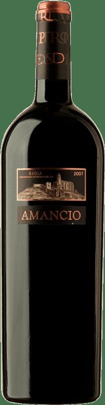 152,95 € Free Shipping | Red wine Sierra Cantabria Amancio 2007 D.O.Ca. Rioja Spain Tempranillo Bottle 75 cl