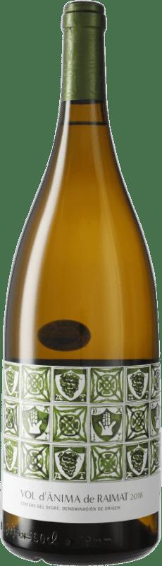13,95 € Free Shipping | White wine Raimat Ànima de Raimat Blanc D.O. Costers del Segre Spain Xarel·lo, Chardonnay, Albariño Magnum Bottle 1,5 L