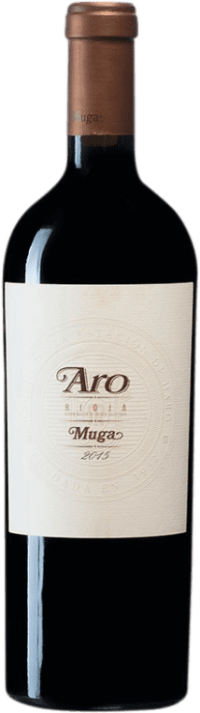 178,95 € Envoi gratuit | Vin rouge Muga Aro D.O.Ca. Rioja Espagne Tempranillo, Graciano Bouteille 75 cl