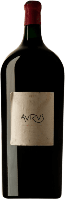4 121,95 € 免费送货 | 红酒 Allende Aurus 1997 D.O.Ca. Rioja 西班牙 Tempranillo, Graciano Botella Goliath 27 L