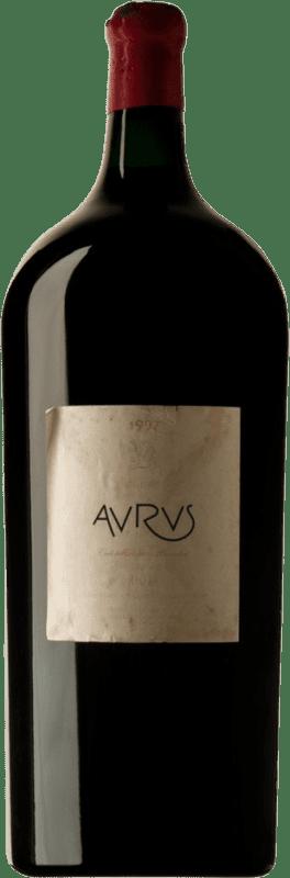 4 121,95 € Envío gratis | Vino tinto Allende Aurus 1997 D.O.Ca. Rioja España Tempranillo, Graciano Botella Goliath 27 L