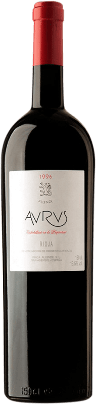 4 904,95 € 免费送货 | 红酒 Allende Aurus 1996 D.O.Ca. Rioja 西班牙 Tempranillo, Graciano Botella Goliath 27 L