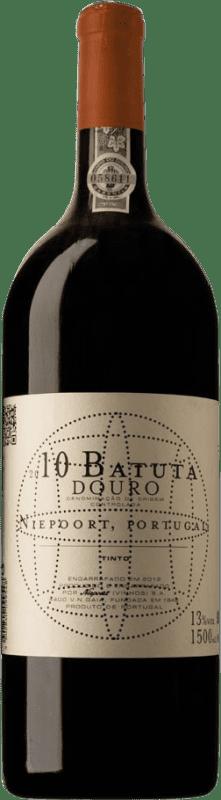 179,95 € Free Shipping | Red wine Niepoort Batuta 2010 I.G. Douro Douro Portugal Touriga Franca, Touriga Nacional, Tinta Roriz Magnum Bottle 1,5 L