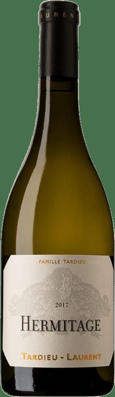 93,95 € Envoi gratuit | Vin blanc Tardieu-Laurent Blanc A.O.C. Hermitage France Roussanne, Marsanne Bouteille 75 cl