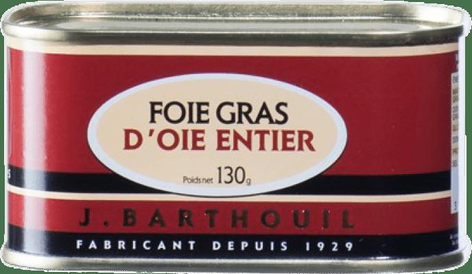 43,95 € Free Shipping | Foie y Patés J. Barthouil Bloc de Foie Oca France