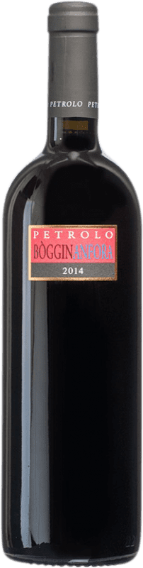 49,95 € | Red wine Petrolo Bòggianfora I.G.T. Toscana Italy Sangiovese Bottle 75 cl