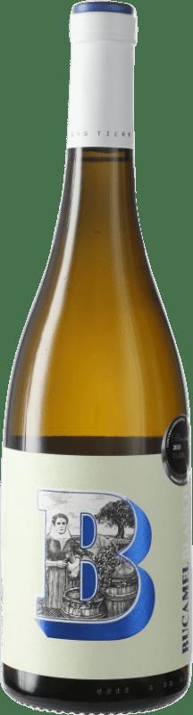 13,95 € Free Shipping | White wine Tierras de Orgaz Bucamel D.O. La Mancha Castilla la Mancha Spain Bottle 75 cl