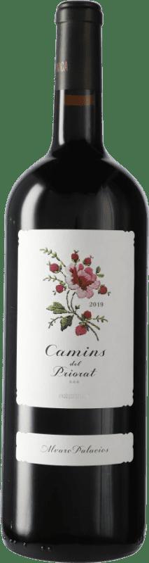38,95 € Envío gratis | Vino tinto Álvaro Palacios Camins del Priorat D.O.Ca. Priorat Cataluña España Syrah, Garnacha, Cabernet Sauvignon, Cariñena Botella Mágnum 1,5 L