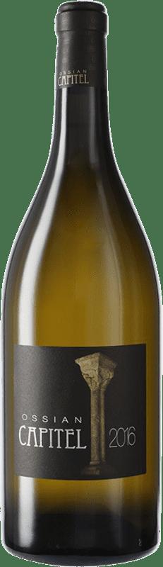 126,95 € Free Shipping | White wine Ossian Capitel I.G.P. Vino de la Tierra de Castilla y León Castilla y León Spain Verdejo Magnum Bottle 1,5 L