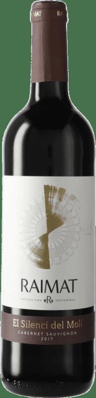 12,95 € Free Shipping | Red wine Raimat Castell de Raimat D.O. Costers del Segre Spain Cabernet Sauvignon Bottle 75 cl