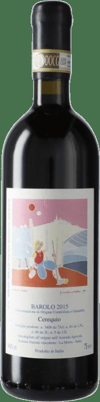 343,95 € Free Shipping | Red wine Roberto Voerzio Cerequio D.O.C.G. Barolo Piemonte Italy Nebbiolo Bottle 75 cl