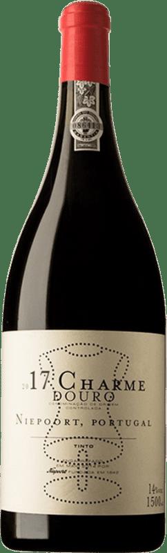 174,95 € Envío gratis | Vino tinto Niepoort Charme I.G. Douro Douro Portugal Touriga Franca, Tinta Roriz Botella Mágnum 1,5 L