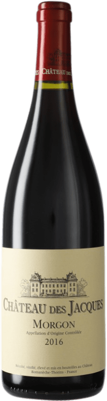 15,95 € | Red wine Louis Jadot Château des Jacques A.O.C. Morgon Burgundy France Gamay Bottle 75 cl