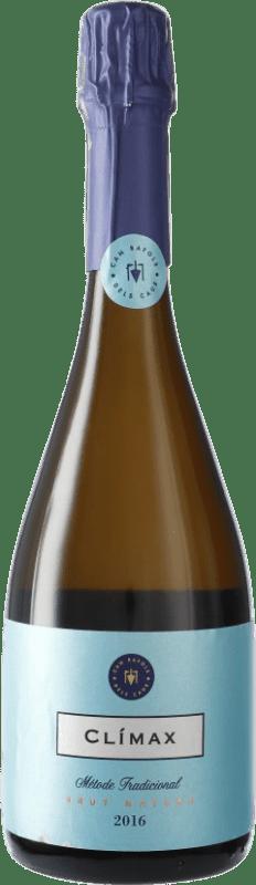 22,95 € Free Shipping | White sparkling Can Ràfols Clímax Brut Nature D.O. Penedès Catalonia Spain Macabeo, Xarel·lo, Chenin White Bottle 75 cl
