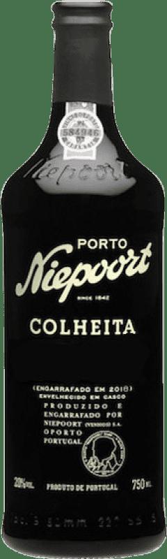 43,95 € 免费送货 | 红酒 Niepoort Colheita I.G. Porto 波尔图 葡萄牙 Touriga Franca, Touriga Nacional, Tinta Roriz 瓶子 75 cl