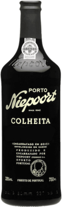 43,95 € Free Shipping | Red wine Niepoort Colheita 2007 I.G. Porto Porto Portugal Touriga Franca, Touriga Nacional, Tinta Roriz Bottle 75 cl