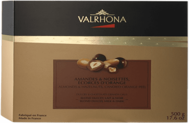 36,95 € | Chocolates y Bombones Valrhona Collection France