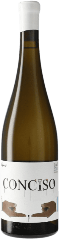 19,95 € Free Shipping | White wine Niepoort Conciso Branco I.G. Dão Portugal Baga, Jaén Bottle 75 cl