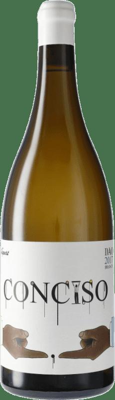 44,95 € Free Shipping | White wine Niepoort Conciso Branco I.G. Dão Dão Portugal Baga, Jaén Magnum Bottle 1,5 L