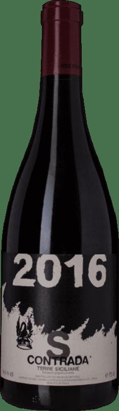 57,95 € Free Shipping | Red wine Passopisciaro Contrada Sciaranuova I.G.T. Terre Siciliane Sicily Italy Nerello Mascalese Bottle 75 cl