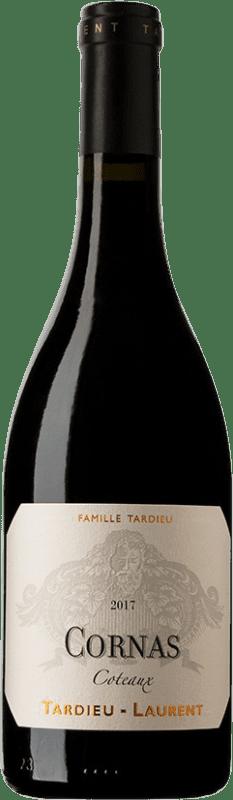64,95 € Envoi gratuit | Vin rouge Tardieu-Laurent Coteaux A.O.C. Cornas France Syrah, Serine Bouteille 75 cl