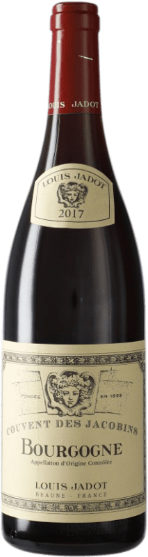 16,95 € | Red wine Louis Jadot Couvent des Jacobins A.O.C. Bourgogne Burgundy France Pinot Black Bottle 75 cl