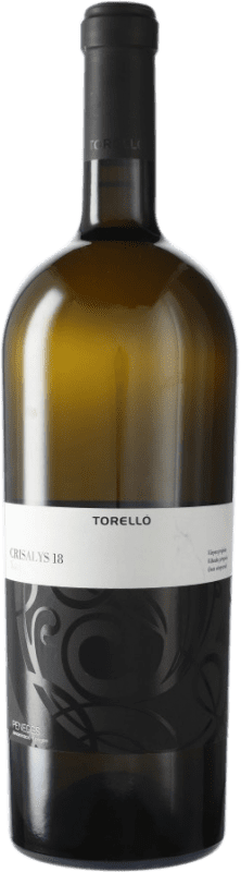 19,95 € Free Shipping | White wine Torelló Crisalys D.O. Penedès Catalonia Spain Xarel·lo Magnum Bottle 1,5 L