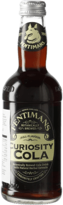2,95 € | Refrescos Fentimans Curiosity Cola United Kingdom Small Bottle 27 cl