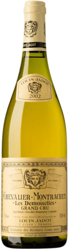 618,95 € | White wine Louis Jadot Demoiselles Grand Cru 2002 A.O.C. Chevalier-Montrachet Burgundy France Chardonnay Bottle 75 cl