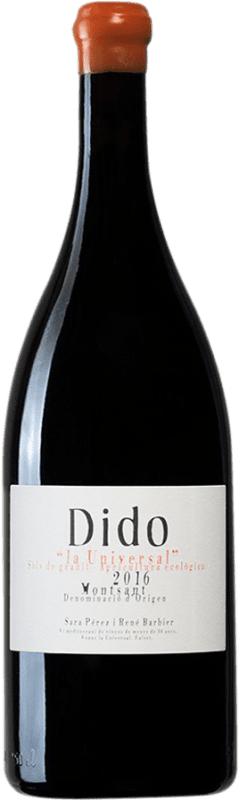 32,95 € Envío gratis | Vino tinto Venus La Universal Dido D.O. Montsant Cataluña España Merlot, Syrah, Garnacha, Cabernet Sauvignon Botella Mágnum 1,5 L