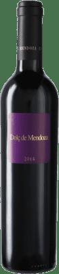 23,95 € Free Shipping | Red wine Enrique Mendoza Dolç de Mendoza D.O. Alicante Spain Merlot, Syrah, Cabernet Sauvignon, Pinot Black Medium Bottle 50 cl