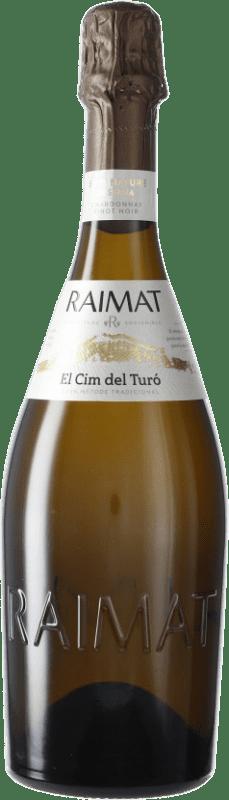 12,95 € | White sparkling Raimat El Cim del Turó D.O. Cava Spain Pinot Black, Chardonnay Bottle 75 cl