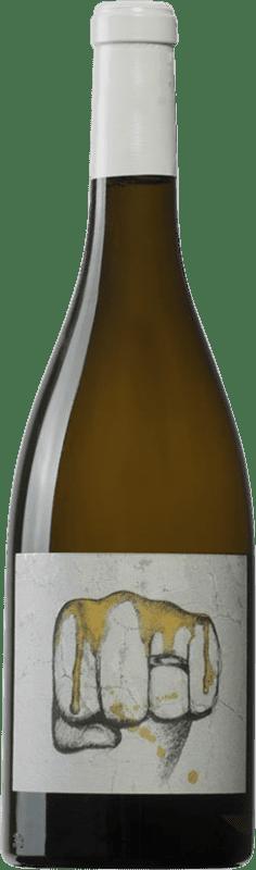 19,95 € Free Shipping | White wine El Escocés Volante El Puño D.O. Calatayud Aragon Spain Viognier Bottle 75 cl