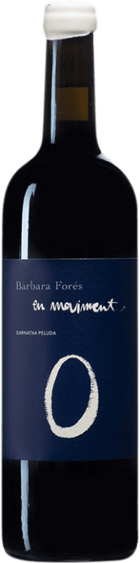 21,95 € Free Shipping | Red wine Bàrbara Forés En Moviment 0 Spain Grenache Hairy Bottle 75 cl