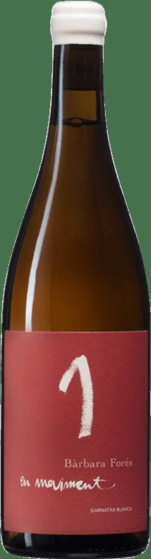 28,95 € Free Shipping | White wine Bàrbara Forés En Moviment 1 Spain Grenache White Bottle 75 cl