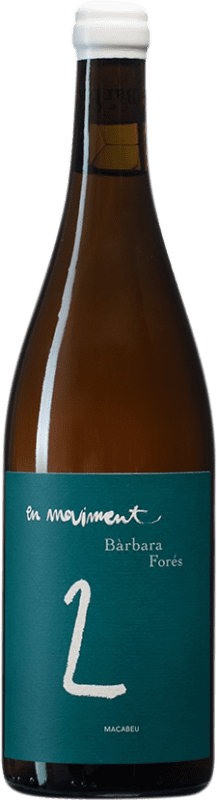 28,95 € Free Shipping | White wine Bàrbara Forés En Moviment 2 Spain Macabeo Bottle 75 cl