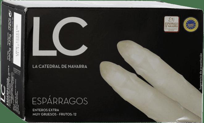 24,95 € Envío gratis   Conservas Vegetales La Catedral Espárragos España 12 Piezas