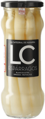 9,95 € | Conservas Vegetales La Catedral Espárragos Spain 8/12 Pieces