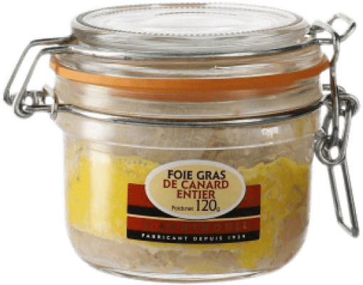 28,95 € Envío gratis   Foie y Patés J. Barthouil Foie de Canard Entier Francia