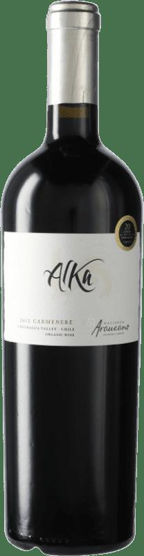 78,95 € Envoi gratuit | Vin rouge Piedra Negra François Lurton Alka I.G. Valle de Colchagua Vallée de Colchagua Chili Bouteille 75 cl