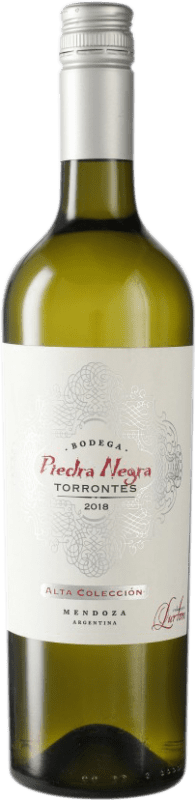 9,95 € Envío gratis | Vino blanco Piedra Negra François Lurton Torrontés I.G. Mendoza Mendoza Argentina Botella 75 cl