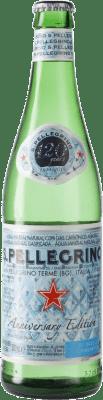 1,95 € Free Shipping | Water San Pellegrino Gas Sparkling Italy Medium Bottle 50 cl