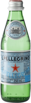 1,95 € | Water San Pellegrino Gas Sparkling Italy Small Bottle 25 cl