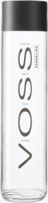 3,95 € Envoi gratuit   Eau VOSS Water Gas Sparkling Norvège Demi Bouteille 37 cl