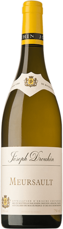 144,95 € Free Shipping | White wine Drouhin Genevrières A.O.C. Meursault Burgundy France Chardonnay Bottle 75 cl