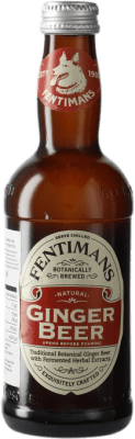 2,95 € | Refrescos Fentimans Ginger Beer United Kingdom Small Bottle 27 cl