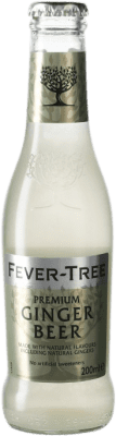 1,95 € Envío gratis   Refrescos Fever-Tree Ginger Beer Reino Unido Botellín 20 cl